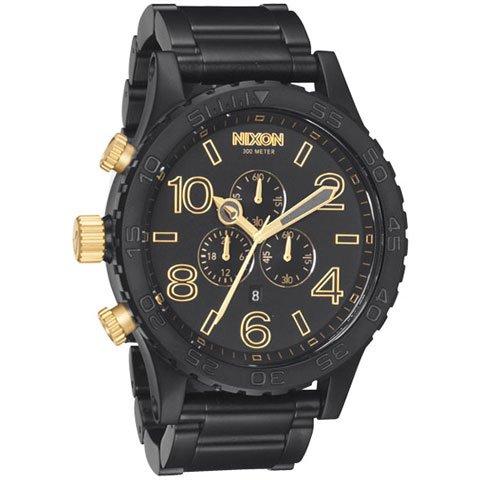 ニクソン 腕時計  51-30 A083-1041 ブラック×マットブラック
