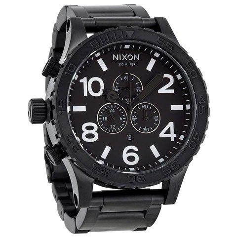 ニクソン 腕時計  51-30 A083-001-00 オールブラック