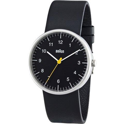 ブラウン|Braun 時計/BN0021BKBKG/ブラック×ブラックレザーベルト