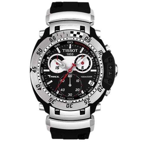 ティソ 腕時計 Tレース MotoGP T0274171705100 ブラック×ブラック