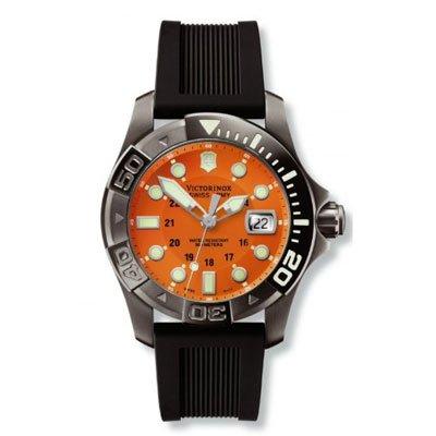 ビクトリノックス 腕時計 ダイブマスター500 241428 オレンジ×ブラック
