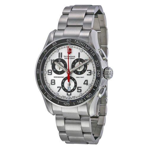 ビクトリノックス 腕時計 クロノクラシック 241445 シルバー×シルバー