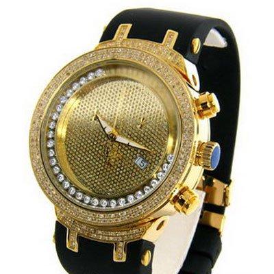 ジョーロデオ 腕時計 ダイヤモンドマスター イエローゴールド 天然ダイヤモンド 2.20ct JJMS-5