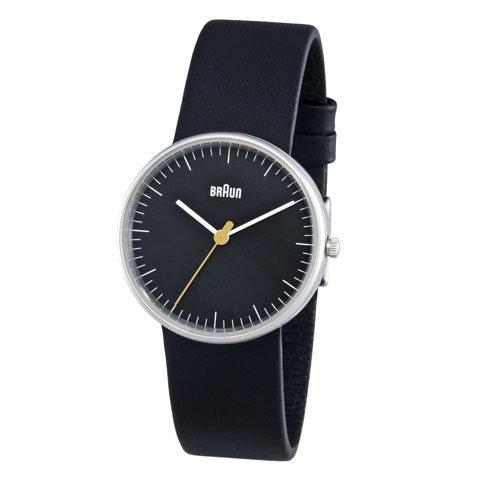 ブラウン|Braun 時計/BN0021BKBKL/ブラック×ブラックレザーベルト
