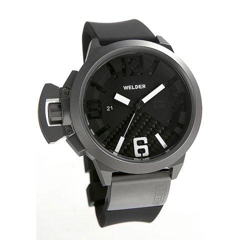 ウェルダー 腕時計 K24 3002  オートマチック シルバー×ブラック