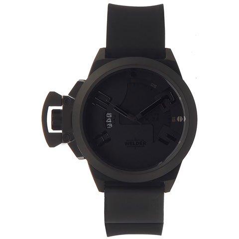 Welder(ウエルダー) 腕時計 K24シリーズ 3501 オールブラック 自動巻き