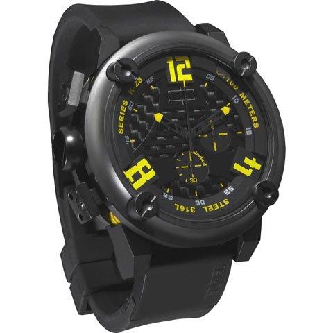ウェルダー 腕時計 K28シリーズ 7104 ブラック×イエロー