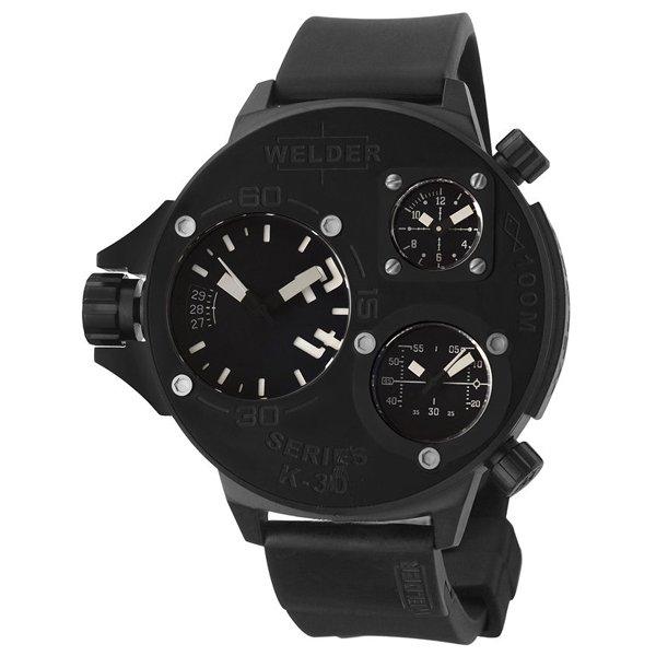 ウェルダー 腕時計 K30シリーズ 9001 オールブラック