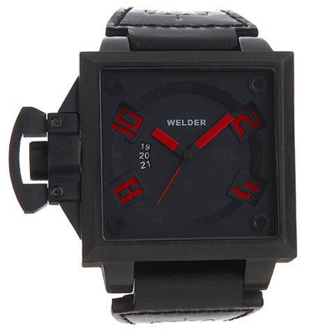 ウェルダー 腕時計 K25シリーズ 4101 ブラック×レッド