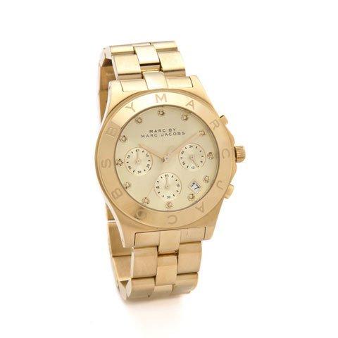 マークバイマークジェイコブス 腕時計 レディース ブレード MBM3101 ゴールド
