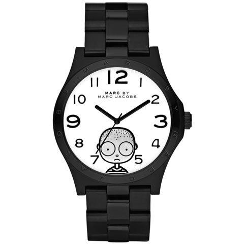 マークバイマークジェイコブス 腕時計 メンズ ミスマークヘンリー MBM3084