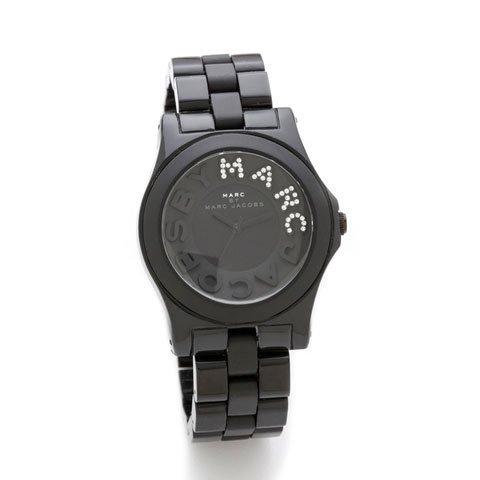 <img class='new_mark_img1' src='https://img.shop-pro.jp/img/new/icons50.gif' style='border:none;display:inline;margin:0px;padding:0px;width:auto;' />マークバイマークジェイコブス 腕時計 レディース リベラ MBM4527 ブラック