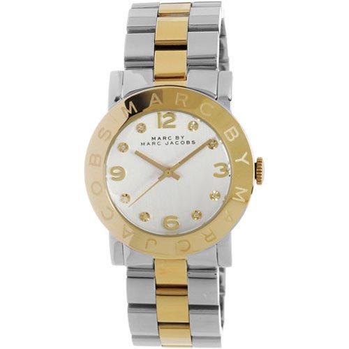 マークバイマークジェイコブス 腕時計 レディース エイミー MBM3139 ゴールド×シルバー
