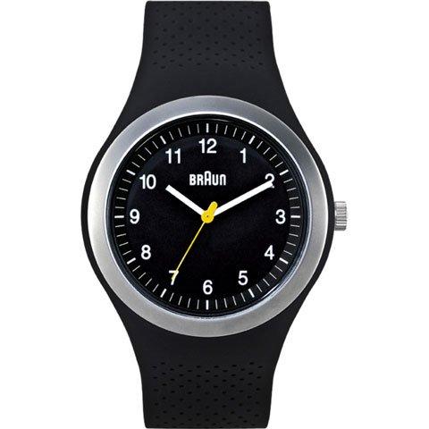 ブラウン|Braun 時計/スポーツウォッチ/BN0111BKBKG/ブラック×ブラックラバーストラップ