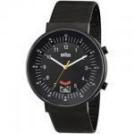 ブラウン|Braun 時計/BN0087BKBKMHG/ブラック×ブラックメッシュベルト