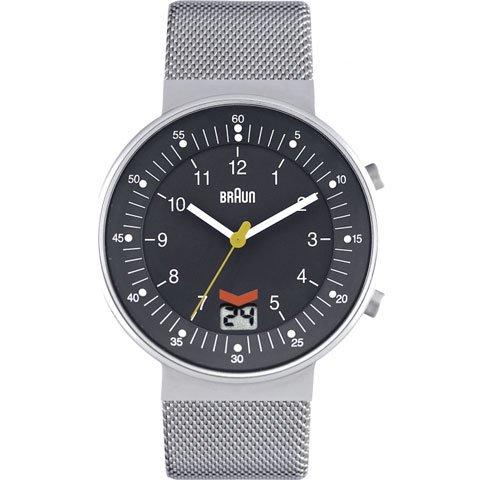 ブラウン|Braun 時計/BN0087GYSLMHG/グレー×シルバーメッシュベルト