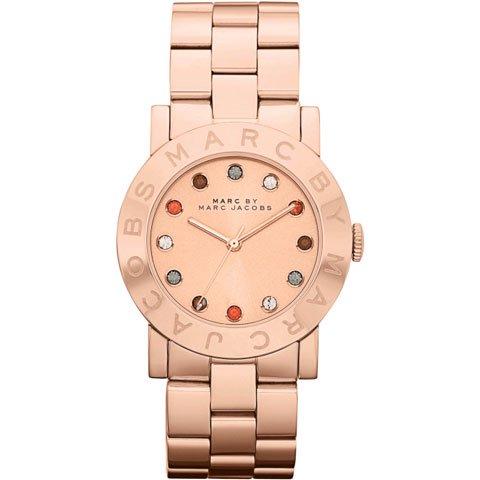 マークバイマークジェイコブス 腕時計 レディース エイミー MBM3142 ピンクゴールド