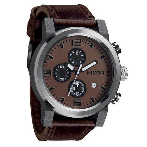ニクソン 腕時計 ライド A315-562 ブラウン×ブラウン