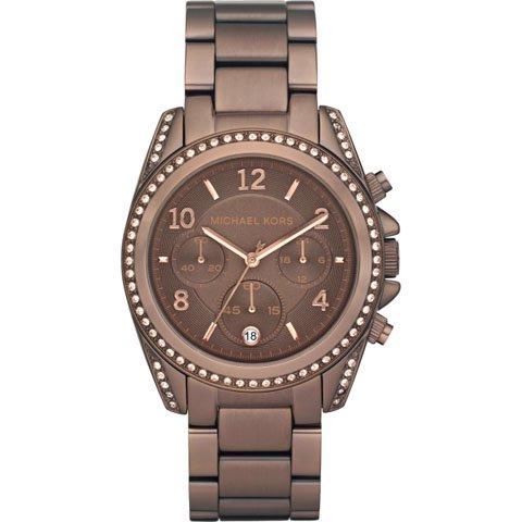 マイケルコース 時計 ブレア MK5493 アンティークエフェクト ブラウン×ブラウン