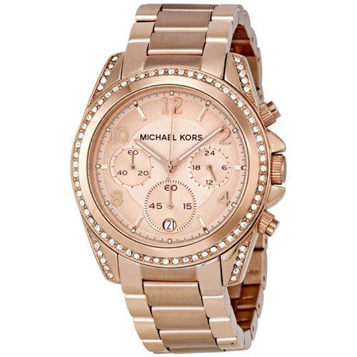 マイケルコース 時計 ブレア MK5263 ローズゴールド×ローズゴールド