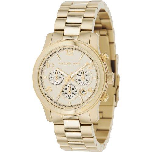 Michael Kors(マイケルコース) 時計 ランウェイ MK5055 ゴールド×ゴールド