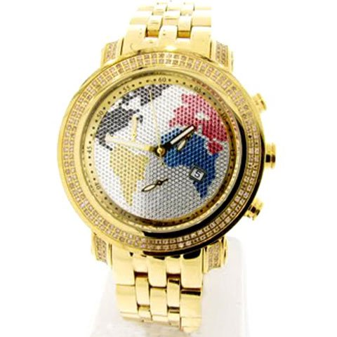 ジョーロデオ 腕時計 タイラー JTY11 ゴールド 2,0カラット ダイヤモンドウォッチ