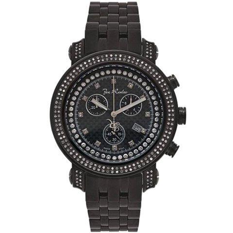 ジョーロデオ 腕時計 テイラー JTY15 ブラック 2,0カラット ダイヤモンドウォッチ