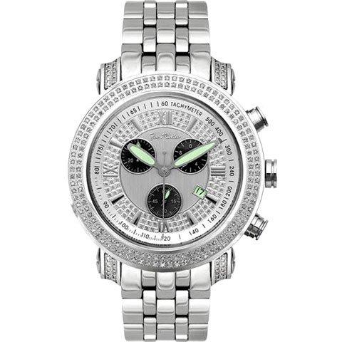 ジョーロデオ 腕時計 テイラー JTY5 シルバー 2,0カラット ダイヤモンドウォッチ