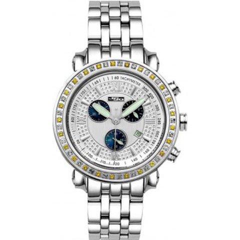 ジョーロデオ 腕時計 テイラー RJTY6 シルバー 2,5カラット ダイヤモンドウォッチ