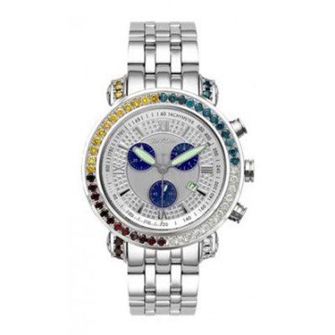 ジョーロデオ 腕時計 テイラー RJTY3 シルバー 4,5カラット ダイヤモンドウォッチ