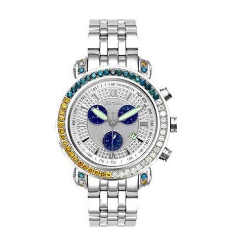 ジョーロデオ 腕時計 RJTY4 シルバー 4,5カラット ダイヤモンドウォッチ