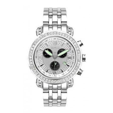 ジョーロデオ 腕時計 テイラー RJTY1 シルバー 4,5カラット ダイヤモンドウォッチ