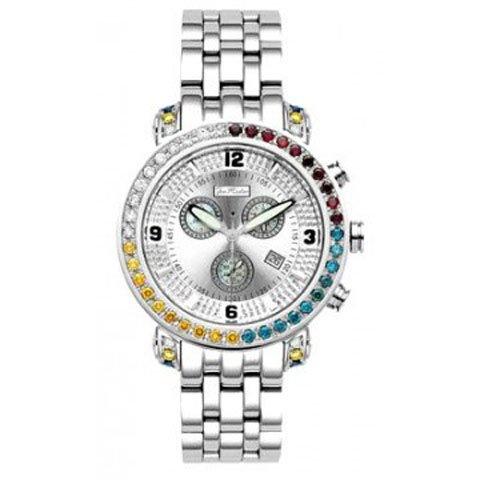ジョーロデオ 腕時計 テイラー RJTY5 シルバー 4,5カラット ダイヤモンドウォッチ