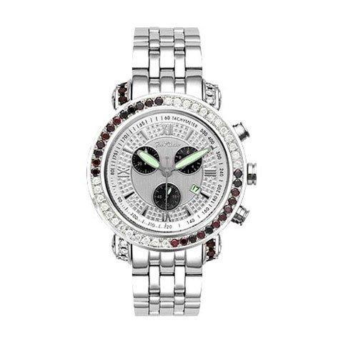 ジョーロデオ 腕時計 テイラー RJTY2 シルバー 4,5カラット ダイヤモンドウォッチ