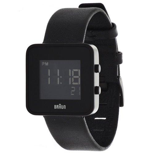 ブラウン|Braun 時計/デジタルウォッチ/ブラック/BN0046BKBKL