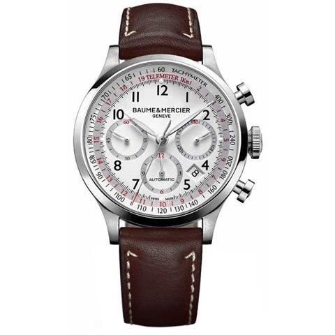 ボーム&メルシエ 腕時計 ケープランド M0A10000 ホワイト