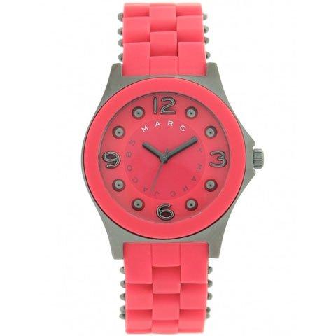 マークバイマークジェイコブス 腕時計 レディース ペリー MBM2590 コーラルピンク
