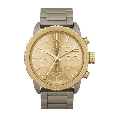 ディーゼル 腕時計 レディース フランチャイズ DZ5303 ゴールド×グレー