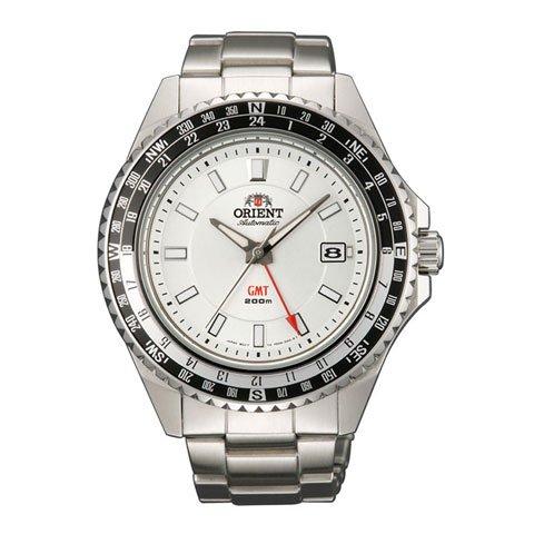 オリエント 腕時計 FFE06001W オートマチック ダイバーズウオッチ ホワイト