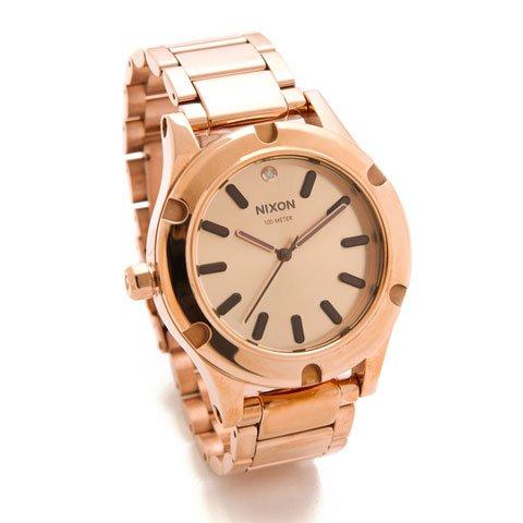 ニクソン 腕時計 カムデン A343897 ローズゴールド×ローズゴールド