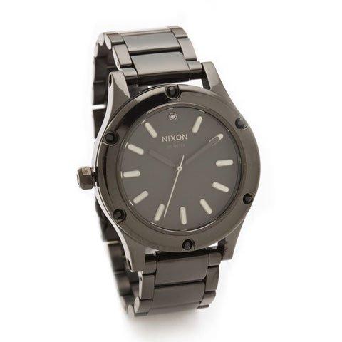 ニクソン 腕時計 カムデン A3431150  ブラック×ブラック
