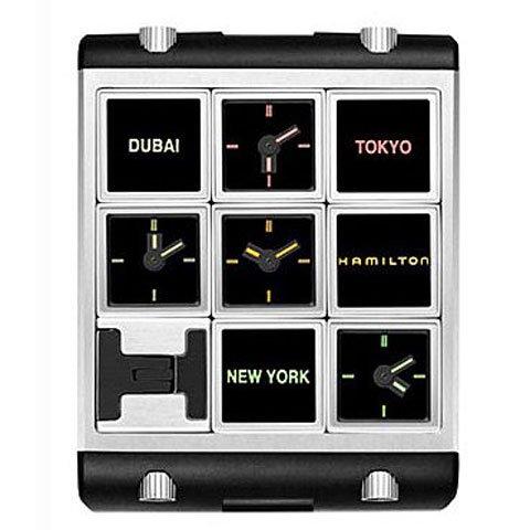 Hamilton(ハミルトン) シェイプ タイムプレーヤー H51511331