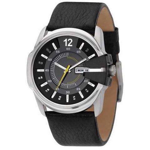 ディーゼル 腕時計 マスターチーフ DZ1295 ブラック×ブラック