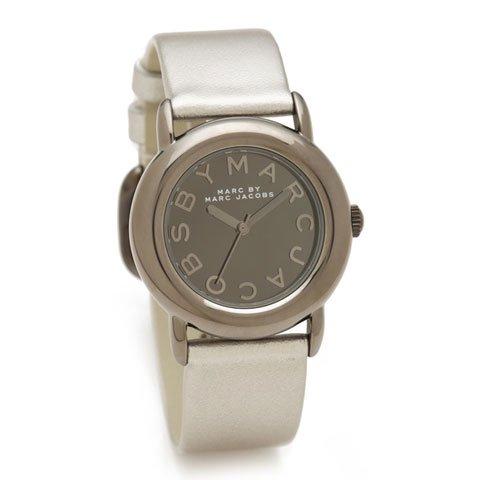 マークバイマークジェイコブス 腕時計 レディース MBM1220 マーシーミラー シルバー