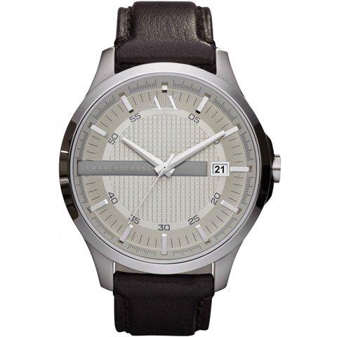 アルマーニエクスチェンジ 腕時計 メンズ AX2100 シルバー×ブラック