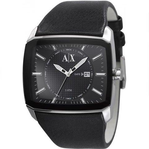 アルマーニエクスチェンジ 腕時計 メンズ AX2080 ブラック×ブラック