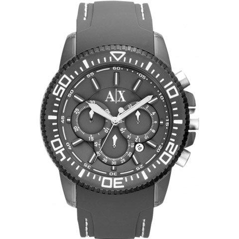 アルマーニエクスチェンジ/Armani Exchange/腕時計/メンズ/AX1202/クロノグラフ/グレー×グレー