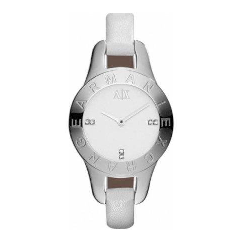 アルマーニエクスチェンジ 腕時計 レディース AX4124 ホワイト×ホワイト