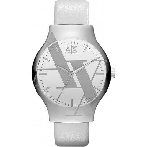 アルマーニエクスチェンジ 腕時計 レディース AX3143 シルバー×ホワイト