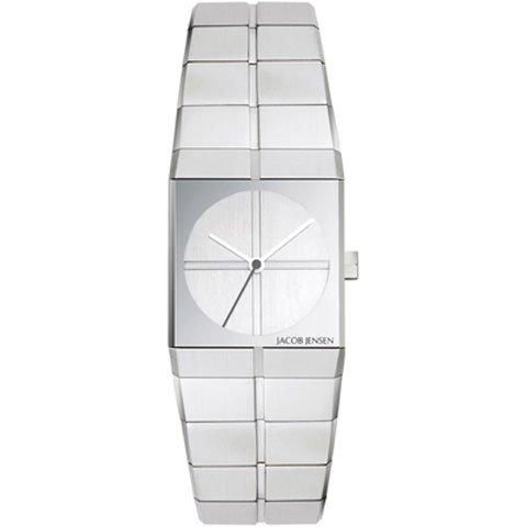 ヤコブ・イェンセン 腕時計 レディース JJ222 シルバー